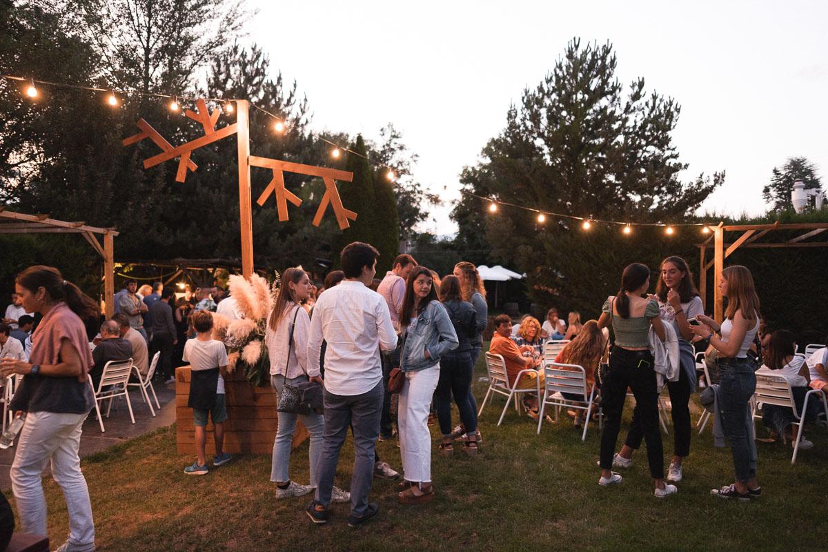 Proyectos solidarios Evento tipis cerdanya summer edition