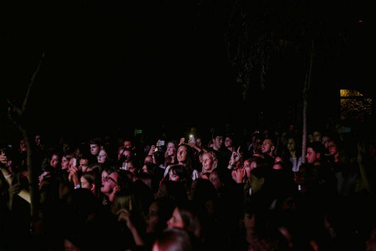 Primera edición Tipis Cerdanya concierto fans