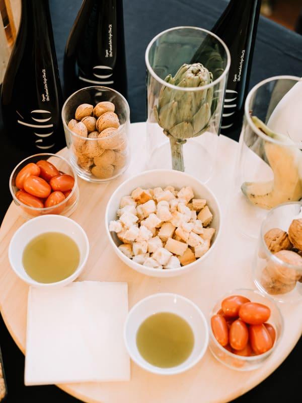 Chiristmas market llívia 2019-20 food